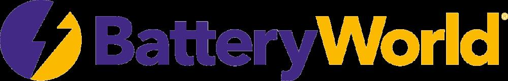 Battery World Logo